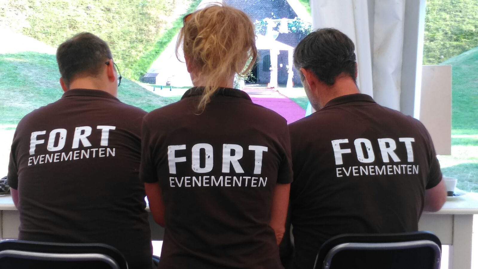 team fort evenementen