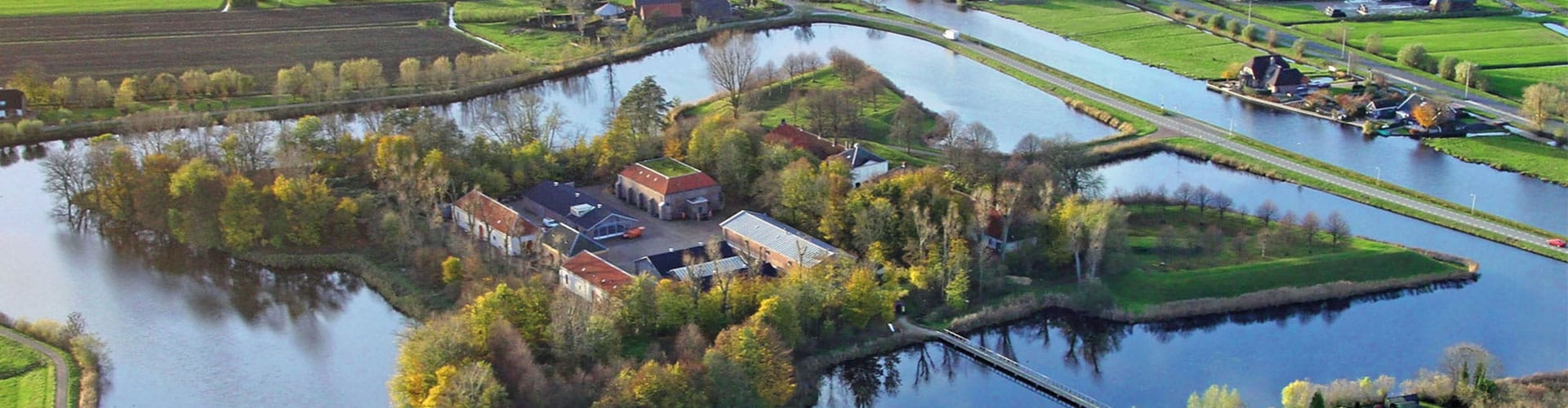 Fort Wierickerschans evenementenlocatie