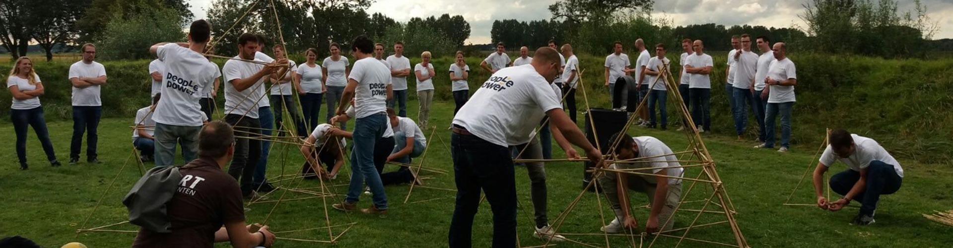 Teambuilding evenement