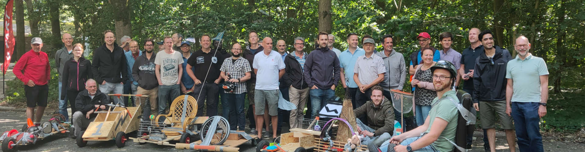 teambuilding noord-holland